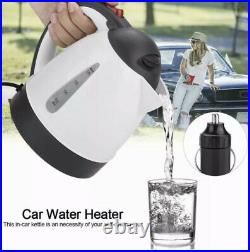 24v Electric Travel Kettle Sandwich Toaster Fry Pan Car Lorry Caravan Campers
