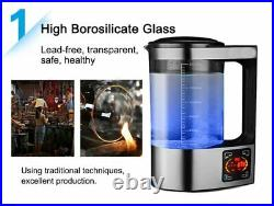 2L Electric Hydrogen Rich Water Kettle Water Ionizer Machine Water 100-240V