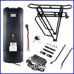 36V/48V/52V Lithium Electric Bike Battery Pack for BBS BBSHDMotor US Duty-Free