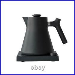 852212007717 FELLOW CORVO EKG electric kettle 0,9 L Black 1200 W FELLOW