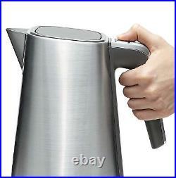 AEG EWA7800-U 7 Series Digital Kettle Stainless Steel Kitchen Cordless NEW