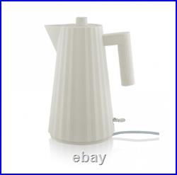 ALESSI Plissé Electric Kettle MDL06 (WHITE OR BLACK)