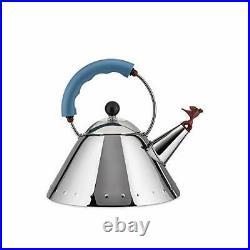 Alessi Blue Bird Whistle Hob Kettle