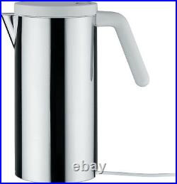 Alessi WA09 WithUK hot. It Electric kettle White Handle