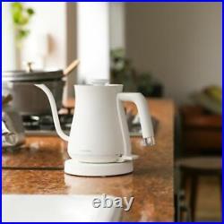BALMUDA Electric kettle The Pot K02A-WH White Japan Domestic Version 0.6L 20oz