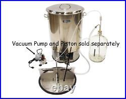 Blichmann WineEasy Fermenter 30 gallon Wine Easy Homebrew Electric kettle beer