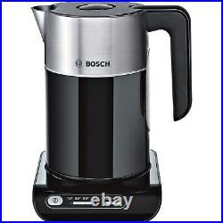 Bosch TWK8633GB Styline Kettle Black