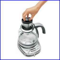 Breville BTM500CLR1BUS1 the Smart Tea Infuser Compact Electric Kettle 110 Volts