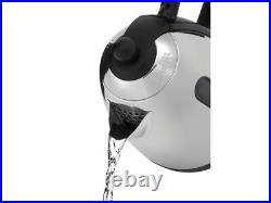 Dualit 72010 1.5 Litre Cordless Jug Kettle Black & Chrome Brand New