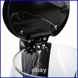 Electric 2.0L Glass LED Kettle Blue Illuminated 360 Degree Cordless Portable UK