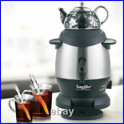 Electric Ceramic Kettle Stainless Steel Large Size Household Tea Pot 5l 1350w