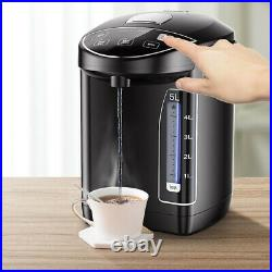 Electric Thermos Large Kettle Insulation Hot Water Boiler Instant Dispenser