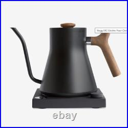 FELLOW Stagg EKG Electric Pour-Over Kettle, Matte Black 0.6 liter-NEW-Free Deliv