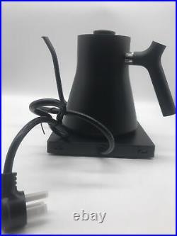 Fellow Stagg EKG Electric Pour Over Kettle Matte Black