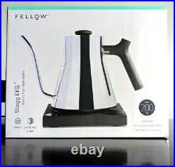 Fellow Stagg EKG Electric Pour Over Kettle Polished Steel