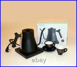 Fellow Stagg EKG, Electric Pour-Over Kettle for Coffee & Tea Matte Black