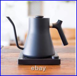 Fellow Stagg EKG, Electric Pour-over Kettle For Coffee And Tea, Matte Black