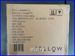 Fellow Stagg EKG electric pour-over kettle (Stainless Steel) NEW IN BOX