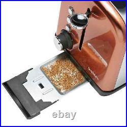Goodmans Instagram Kitchen Set Copper Rose Gold Microwave Kettle Toaster
