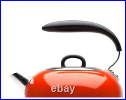 Haden Jersey Marmalade 4SliceToaster And Kettle set suitable for Christmas gift
