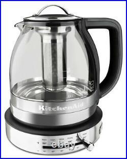 KitchenAid Glass Electric Tea Kettle