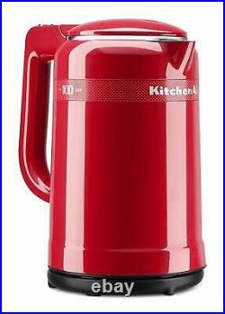 KitchenAid KEK1565QHSD 100 Year Limited Edition Queen of Hearts Electric Kettle