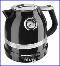 KitchenAid Pro Line Electric Water Boiler/Tea Kettle Onyx Black