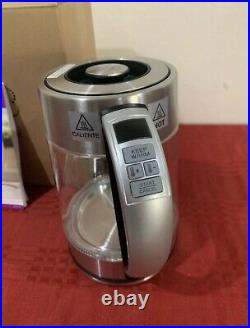 PRINCESS HOUSE ELECTRIC KETTLE # 4575 NEW IN BOX! Super Offer! FREE SHIPPING