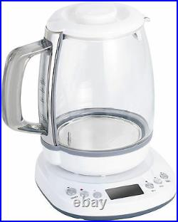 Rosenstein & Sohne WSK 350. App Glass Kettle App Controlled Android/ iOS 220V