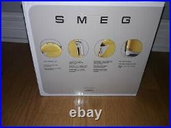 SMEG 50's Retro Style 1.7 L / 7 Cup 1500W Electric Kettle Gold