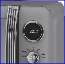 SWAN Digital Microwave Electric Kettle Toaster & Storage Matching Kitchen Set