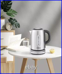 Smart Kettle WiFi Electric Kettle with Voice Control, Timer & Keep Warm Function