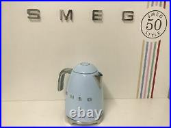 Smeg KLF03 50's Retro Kettle, Choice Of Colour, Box Damaged, Unused