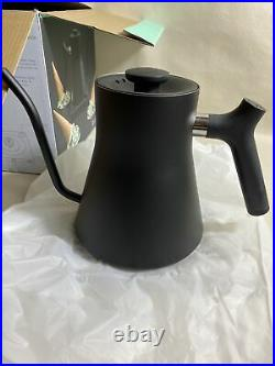 THE ELECTRIC POUR-OVER KETTLE FOR COFFEE LOVERS Stagg EKG Electric Kettle $149