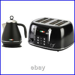 Vintage Electric Kettle and Toaster SET Combo Deal Stainless Steel Not Delonghi